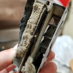 Чистка ноутбука от пыли и мусора