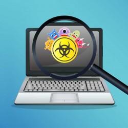 Удаление вирусов с ноутбука/ПК с выездом