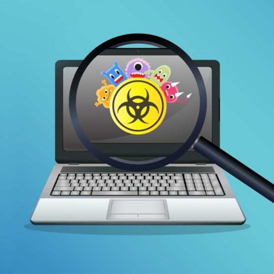 Удаление вирусов с ноутбука/ПК удаленно